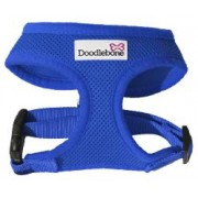 Doodlebone Soft Padded Harness in Blue