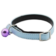 Blue Personalised Cat Collar(with safety elastic)